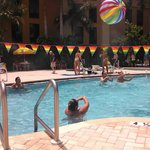 Perfect hotel for St. Pete Pride!