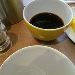 Strange tea and coffee bowls