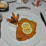Sofitel Vienna Stephansdom - In Room Dining, Weiner Schnitzel