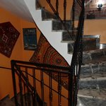 attractive stairway