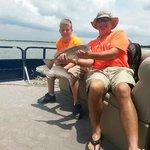 Family fun fishing in Murrells Inlet SC