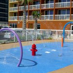 kids splash park