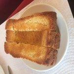 Toast beurre salé