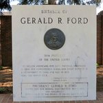 Gerald Ford birthplace park