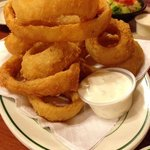 small order of onion rings