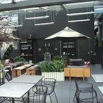 Roof bar/lounge