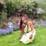 Nos jardins da torre Eifel