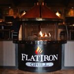 Flat iron grill.. Great place !!