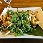 Citrus Fresh Grill, Aliso Viejo CA - Kung Pao Calamari