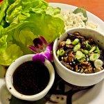 Citrus Fresh Grill, Aliso Viejo CA - Thai Chx Wraps