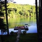 Buck Knob on Gkennville Lake