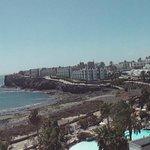 Panorama Playa Blanca