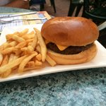 Kids hamburger