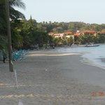 Beach at Henry Morgan
