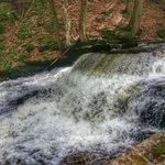 Beecher Creek Falls near the Copeland Bridge, Edinburg NY