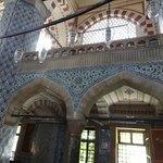 Mesquita de Rüstem Paşa - Interior