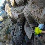 Second climb