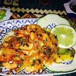 garlic & butter LOCAL shrimp