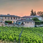 Chianti Sunrise over Borgo