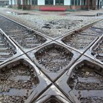 Railroads crossing