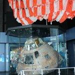 Actual Saturn 5 capsule