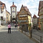 La postal de Rothenburg