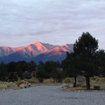 Breakfast with Mt. Princeton