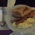 Buen desayuno y Buen provecho.