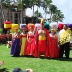 King Kamehameha Day staff ceremony
