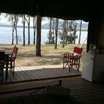 Lake View from Safari Tents