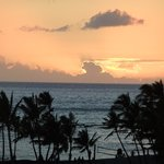 Sunset at the Marriott Waikoloa