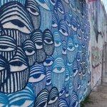streetside art