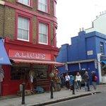 Alice's, para comprar vajilla