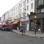 Mercado en Portobello Road