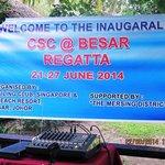Inaugural CSC@P.Besar Regatta