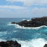 Beautiful coast Los Hervideros