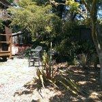 Windsong back patio