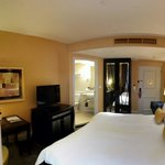 A panoramic view of room 206