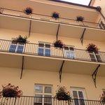 Um charme de hotel