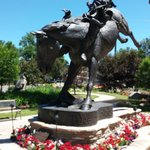 Chris LeDoux statue