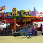 Ride on Steel Pier