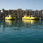 Набережная Порт Галиба (вид из бесплатного водного такси)