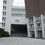 the olympic sign
