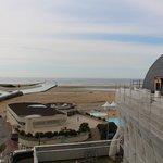 Trouville Beach Hotel : chambre 709 avec vue sur la mer