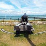 Looking over Solent