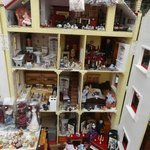 Dollhouses and everything else that goes into them