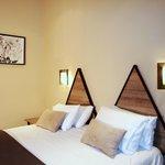 Chambre Twin - Hotel Amirauté Toulon