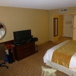 Attractive suite