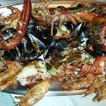 Mariscada-Restaurant Can Bolet (Lloret de Mar)