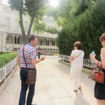 "starting the tour ""Secrets of Istanbul"""